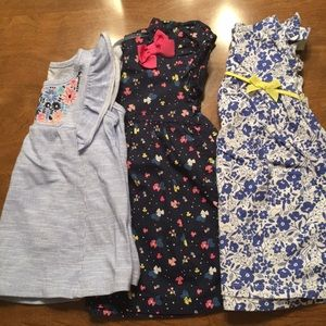 4 Adorable dresses for you little lady this spring